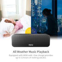 MIFA A20 Bluetooth Metal Portable Super Bass Wireless Speaker