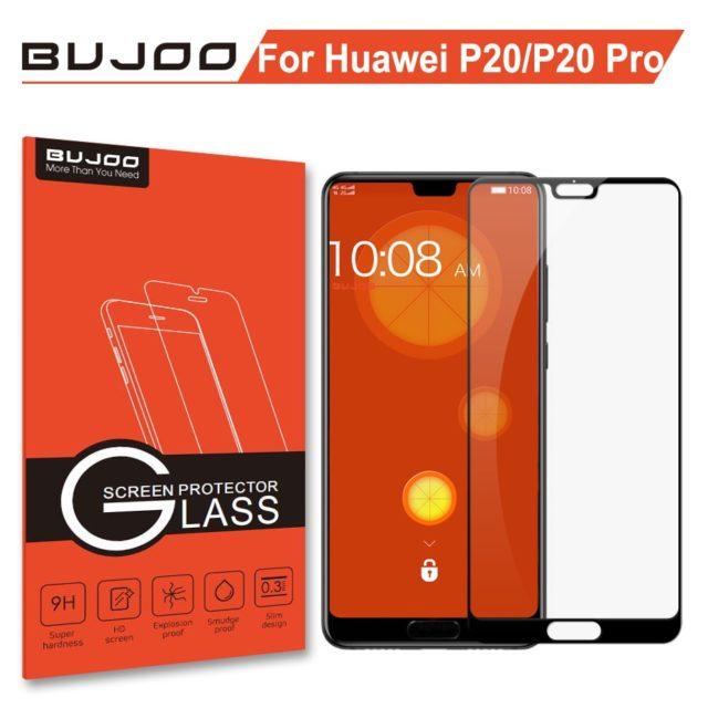 BUJOO Screen Protector For Huawei P20/P20 Pro