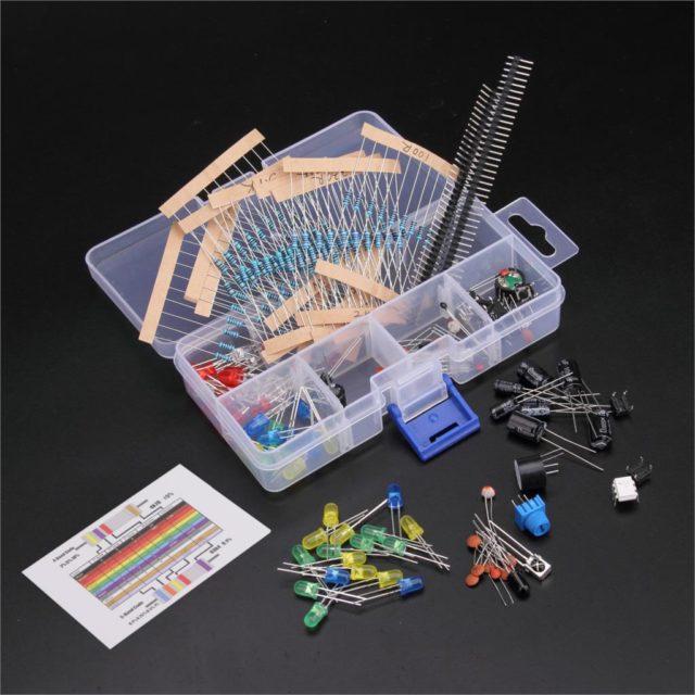 Arduino Electronics Component Basic Starter Kit