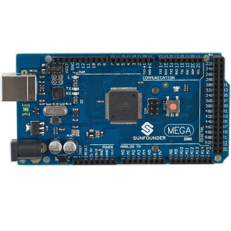 SunFounder Ultimate Mega 2560 Sensor Kit V2.0 for Arduino