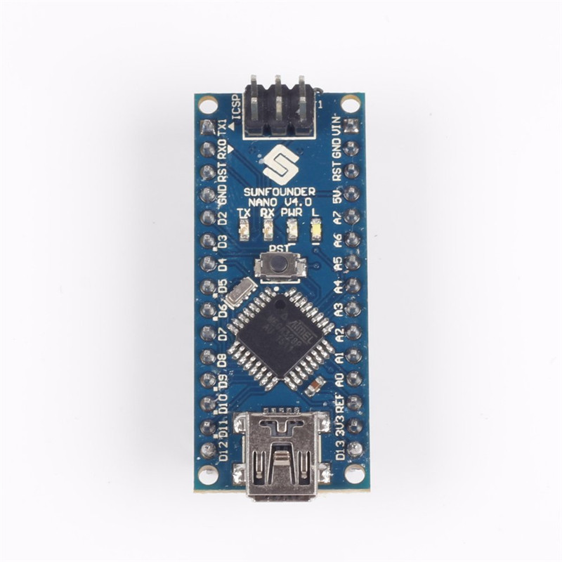 SunFounder Super Starter Kit v2.0 with Mini USB Nano V4.0 ATmega328P