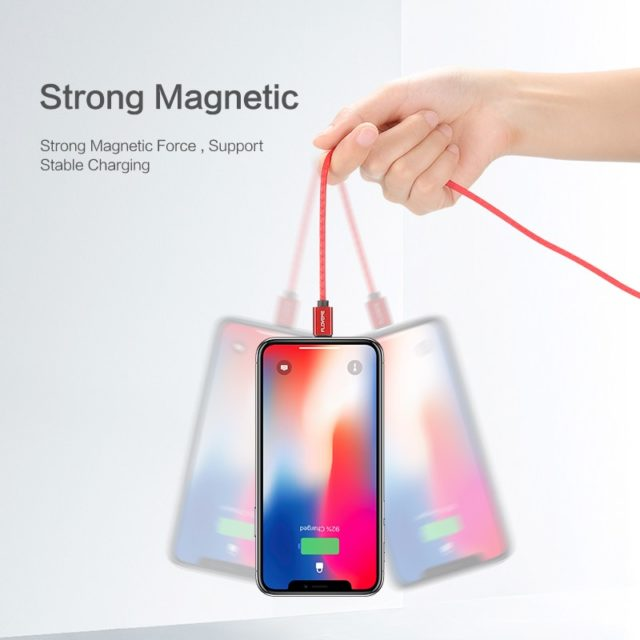 FLOVEME 3A Magnetic Fast Charging Cable