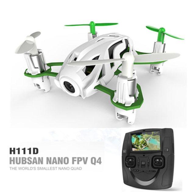 Hubsan H111D Nano Q4 5.8G FPV RC Quadcopter