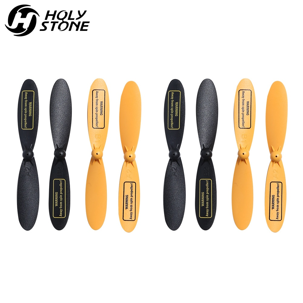 Holy Stone HS150 Drone Blades Propellers Spare Parts (8 Pieces)