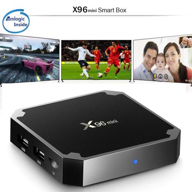 VONTAR X96 mini Android Smart TV BOX