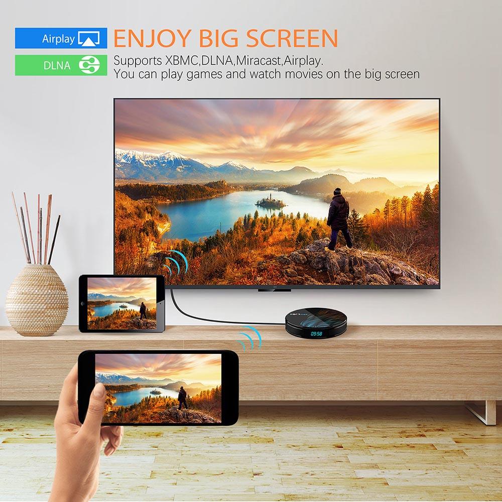 HK1 Max Smart TV Box