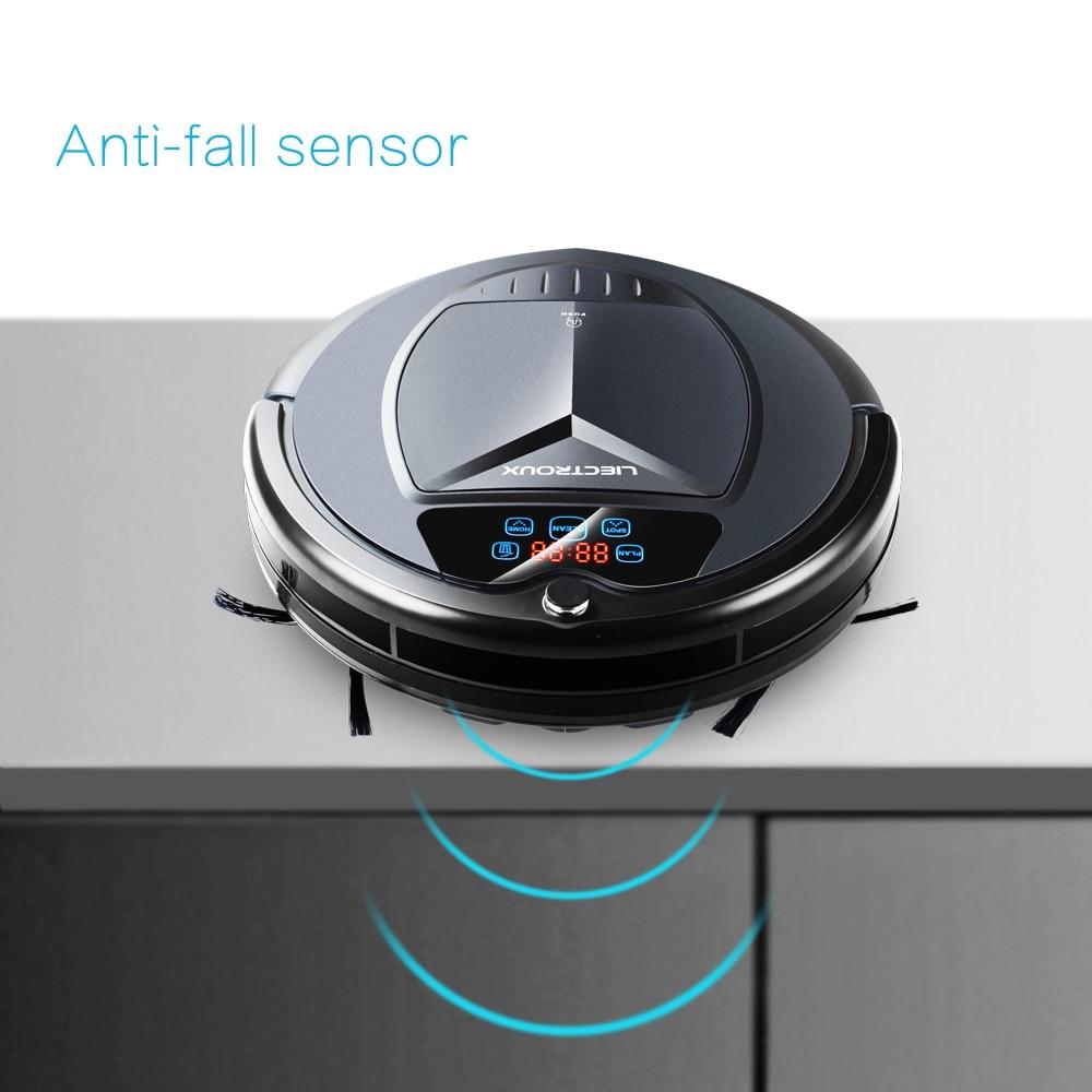 LIECTROUX B3000 PLUS (Updated Version) Robot Vacuum Cleaner