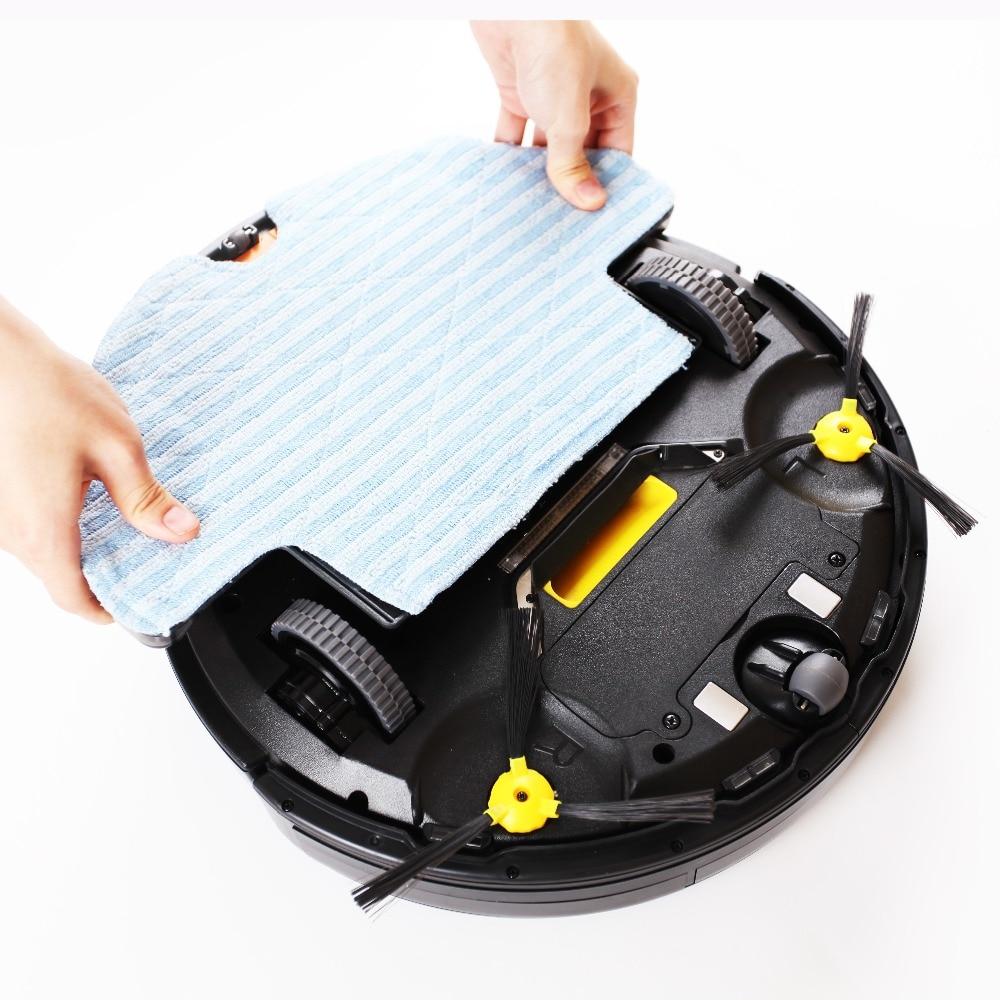 LIECTROUX Q7000 Robotic Vacuum Cleaner