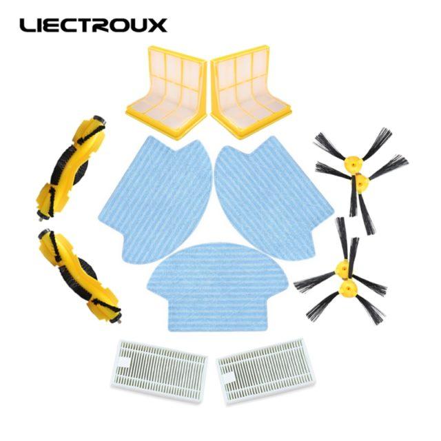 LIECTROUX B6009 Spare Parts