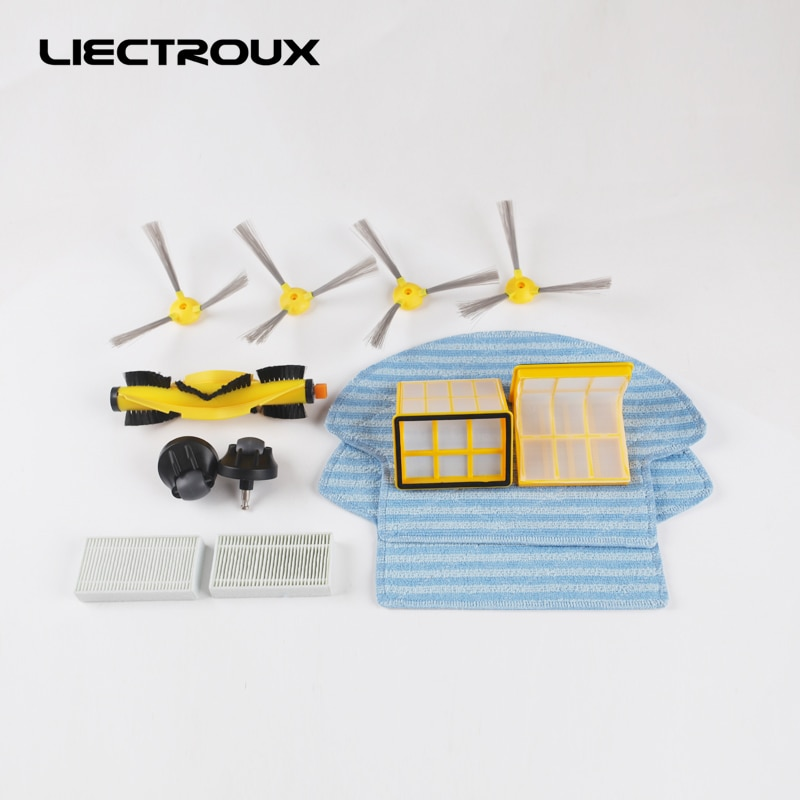 LIECTROUX B6009 Robot Vacuum Cleaner Parts