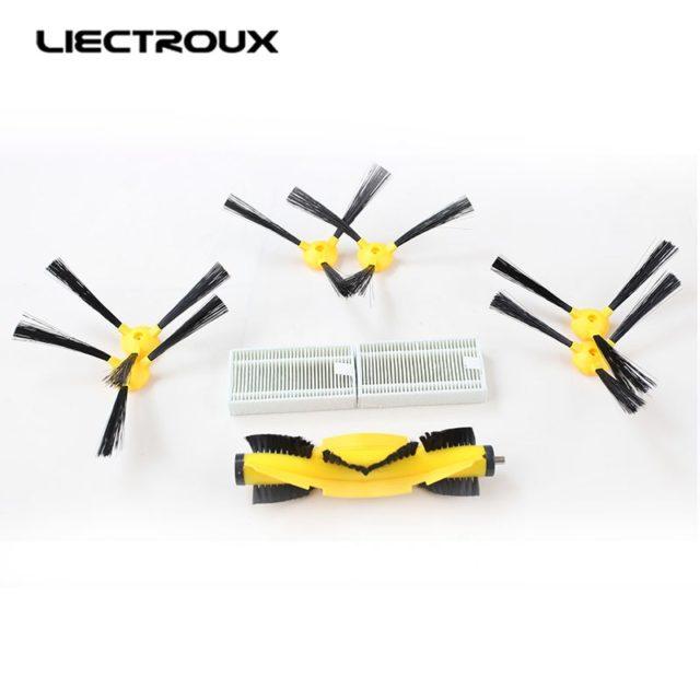 LIECTROUX B6009 Robot Vacuum Cleaner Parts