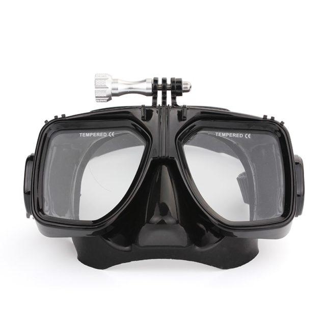Multifunktions-Tauchermaske für Action Camera