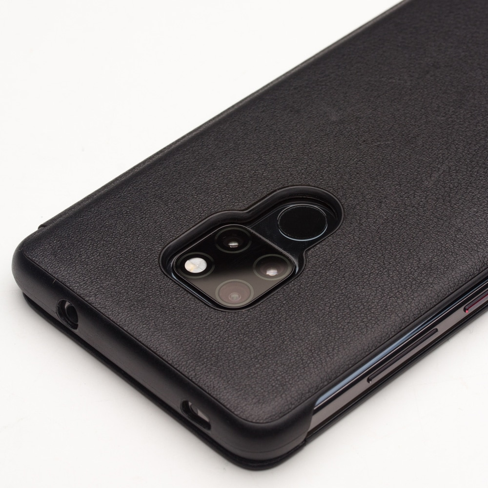 QIALINO Luxury Genuine Leather Flip Case for Huawei Mate 20