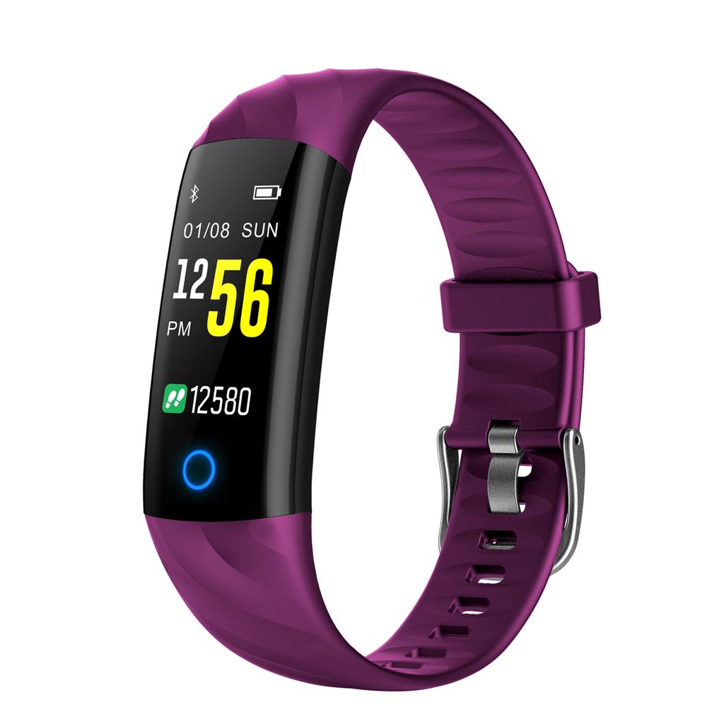 Smart Bracelet IP68 Waterproof Pedometer Heart Rate Blood Oxygen Monitor Fitness Tracker Smart Wristband Multi Sport Smart Band