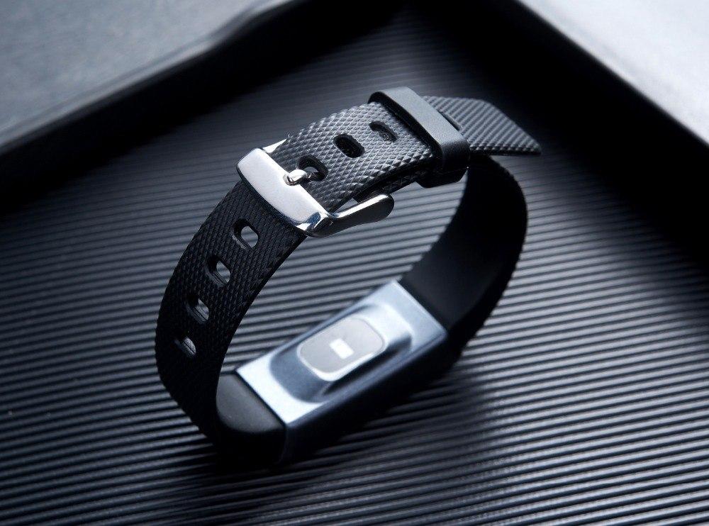 Time Owner R9 Smart Bracelet Heart Rate Blood Oxygen Sleep Monitor Sport Fitness Tracker Smart Band Message Push Smart Wristband