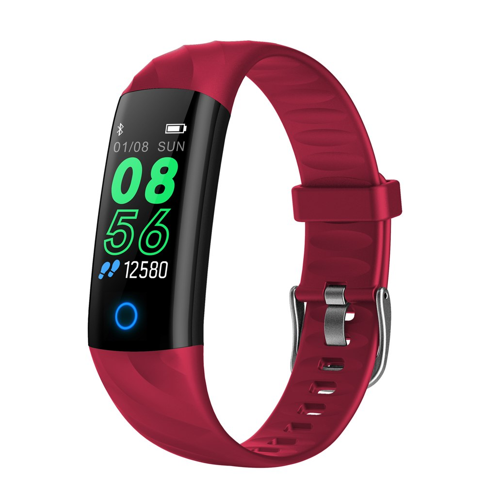 S5 Smart Bracelet Heart Rate Monitor Fitness Tracker Pedometer Multi Movement Mode Smart Band IP68 Waterproof Smart Wristband